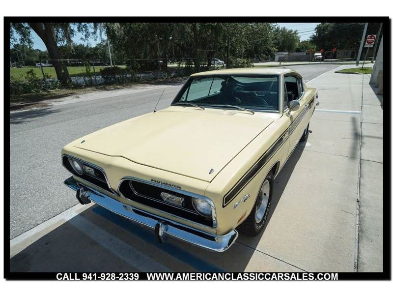 1969 Plymouth Barracuda for sale in for sale on GoCars