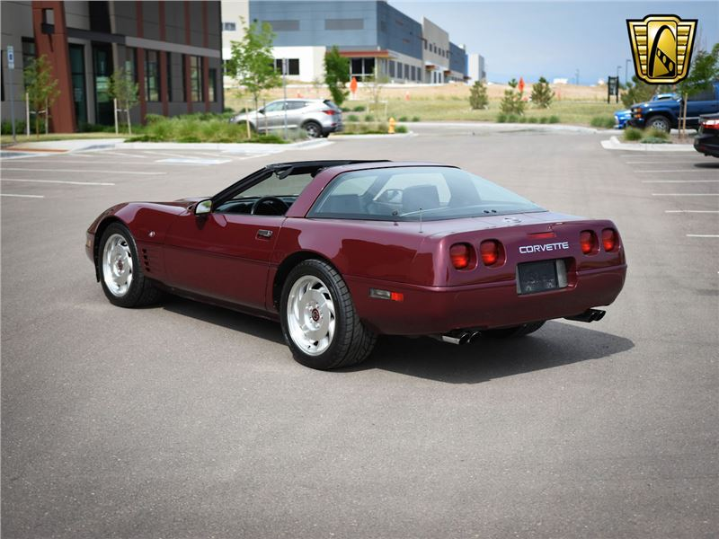 1993 Chevrolet Corvette for sale in for sale on GoCars