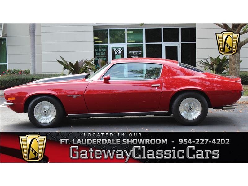 1970 Chevrolet Camaro for sale on GoCars