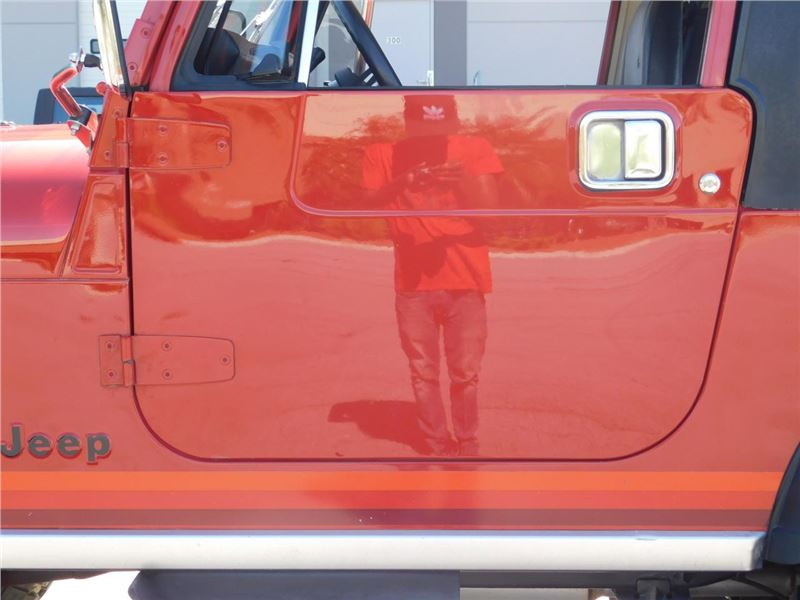 1986 Jeep CJ7 for sale in for sale on GoCars