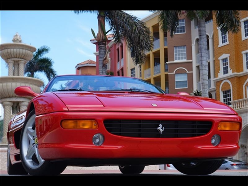 1998 Ferrari F355 SPIDER for sale in for sale on GoCars