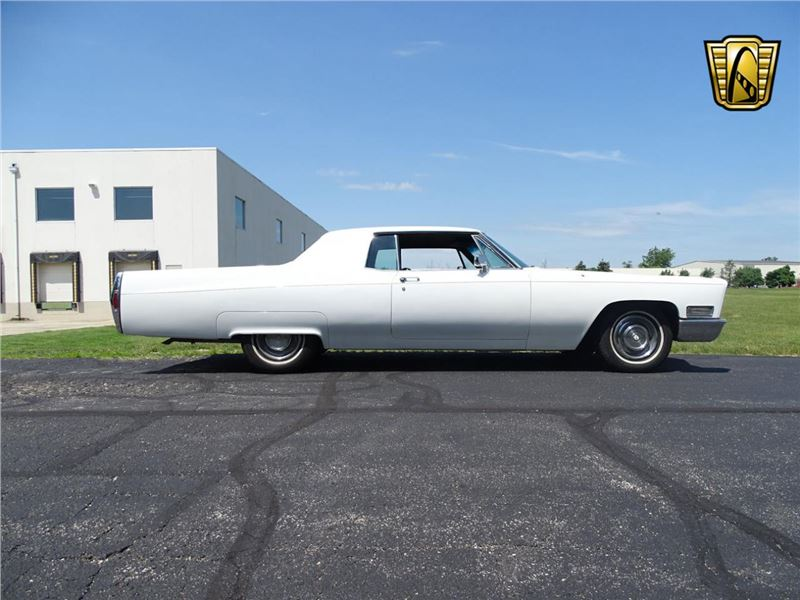 1968 Cadillac Coupe deVille for sale in for sale on GoCars