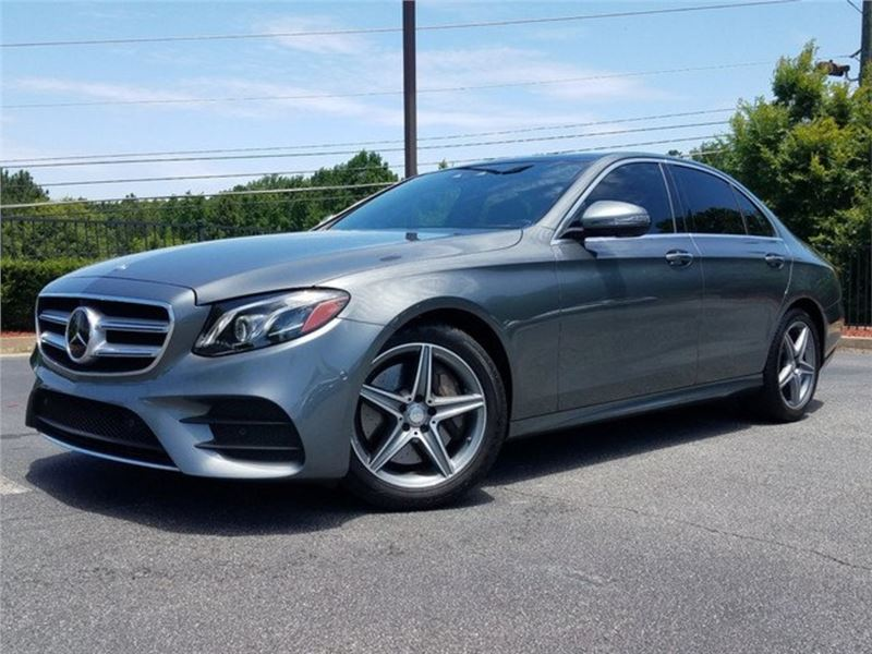 2017 Mercedes-Benz E-Class for sale in for sale on GoCars