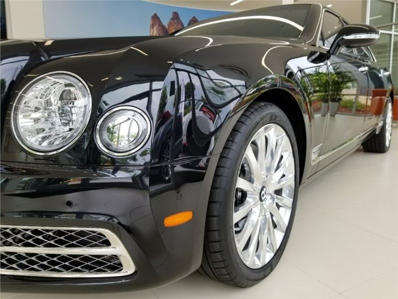 2017 Bentley Mulsanne for sale in for sale on GoCars