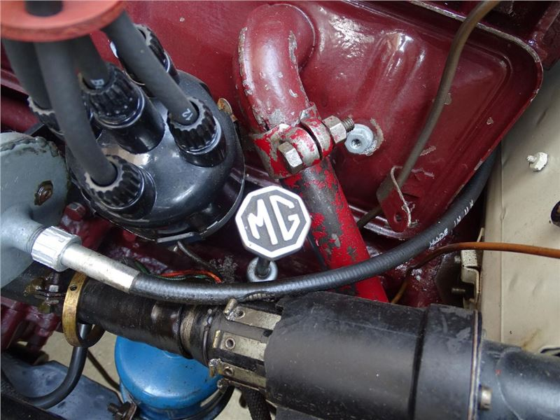 1949 MG YT for sale in for sale on GoCars