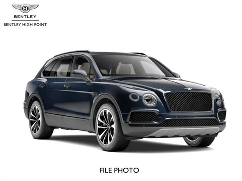 2019 Bentley Bentayga V8 for sale in for sale on GoCars