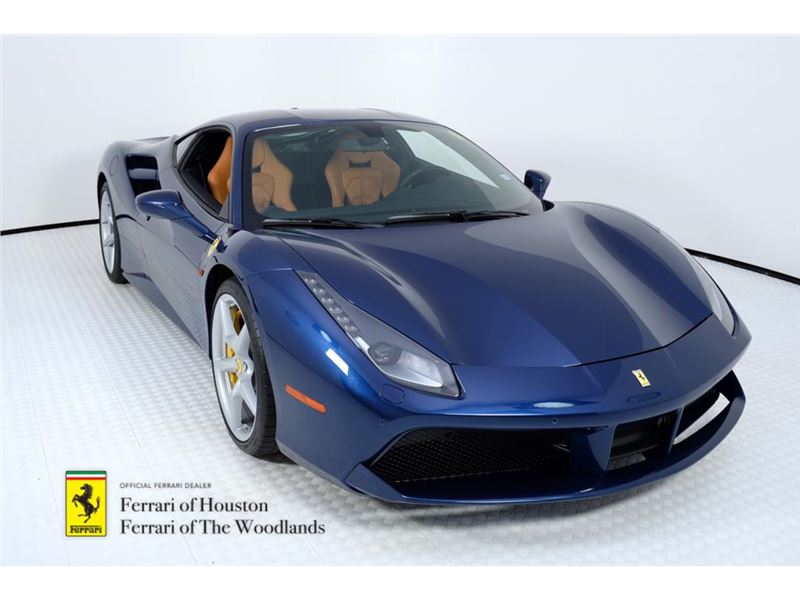 2018 Ferrari 488 GTB for sale in for sale on GoCars