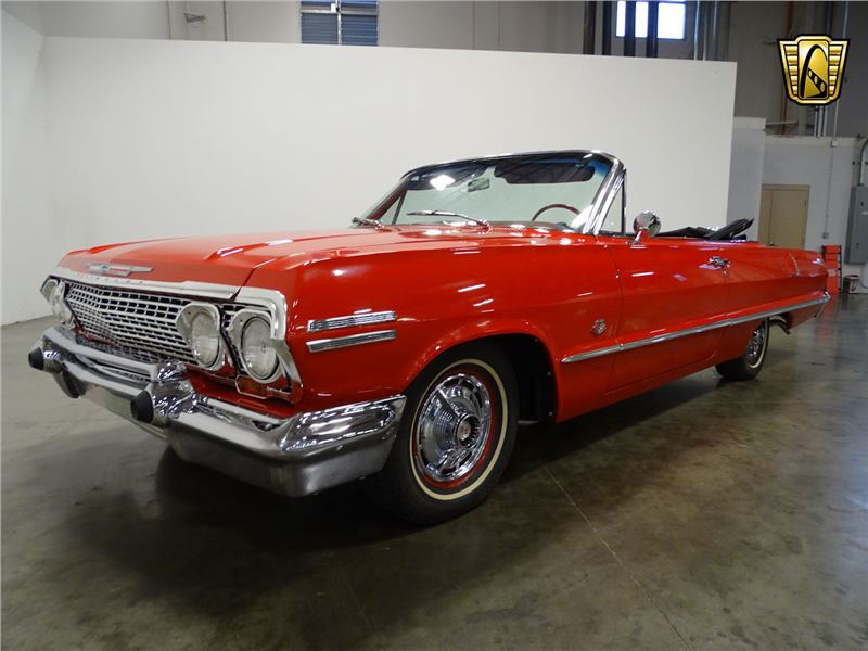 1963 Chevrolet Impala for sale in for sale on GoCars