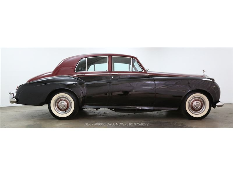 1960 Rolls-Royce Silver Cloud II LHD for sale in for sale on GoCars