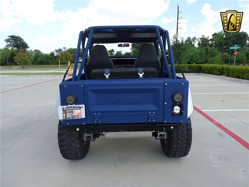 1980 Jeep CJ7 for sale in for sale on GoCars
