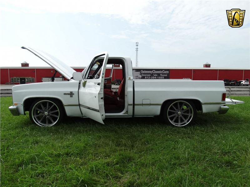 1985 Chevrolet C10 for sale in for sale on GoCars