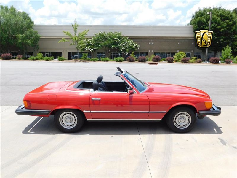 1982 Mercedes-Benz 380SL for sale in for sale on GoCars