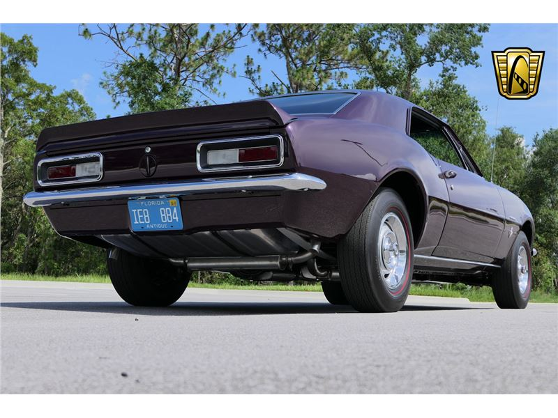 1967 Chevrolet Camaro for sale on GoCars
