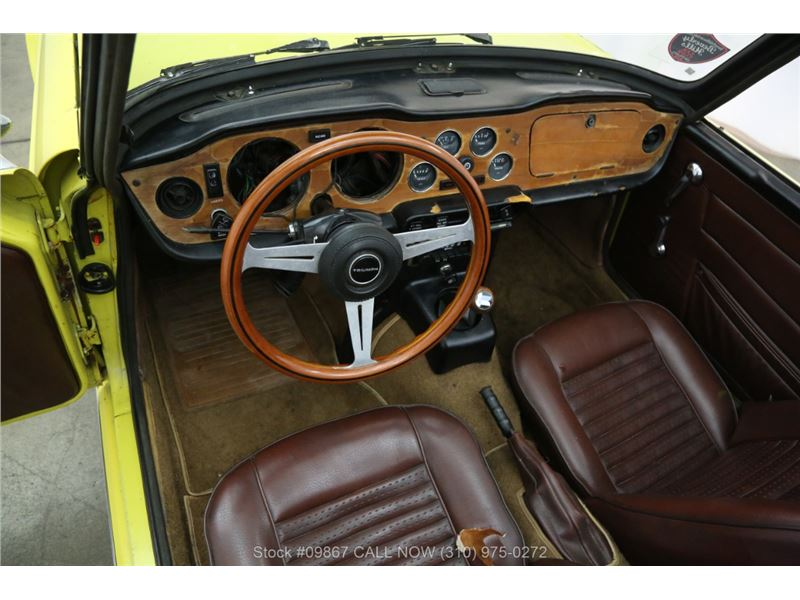 1973 Triumph TR6 for sale in for sale on GoCars