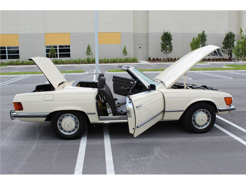 1973 Mercedes-Benz 450SL for sale in for sale on GoCars
