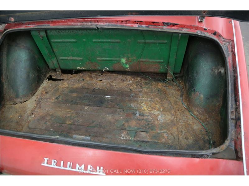 1961 Triumph TR3 for sale in for sale on GoCars