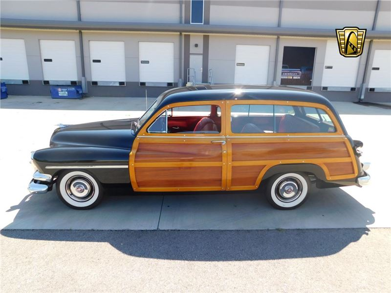 1951 Mercury Station Wagon for sale in for sale on GoCars
