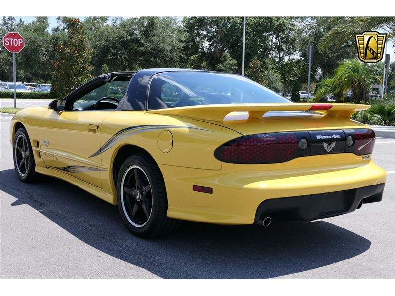 2002 Pontiac Trans Am for sale in for sale on GoCars