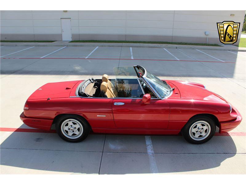 Alfa Romeo Spider For Sale GC GoCars - 1991 alfa romeo spider for sale