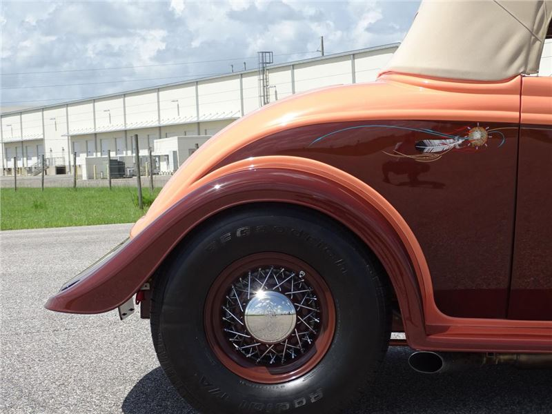 1934 Ford Cabriolet for sale in for sale on GoCars