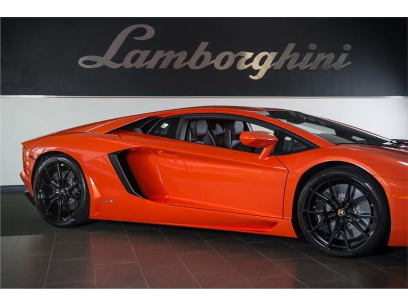 2015 Lamborghini Aventador for sale in for sale on GoCars