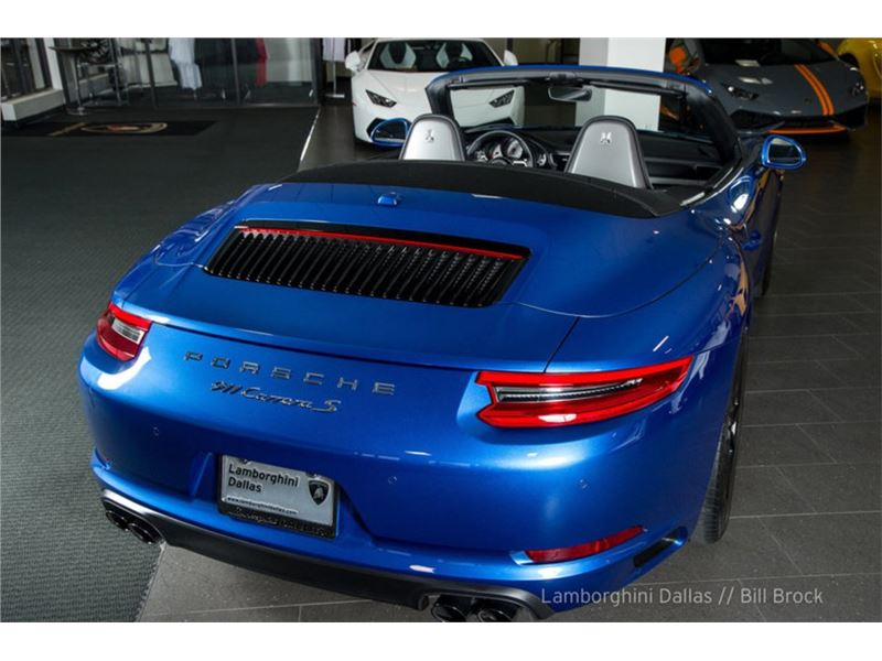 2017 Porsche 911 Carrera S for sale in for sale on GoCars