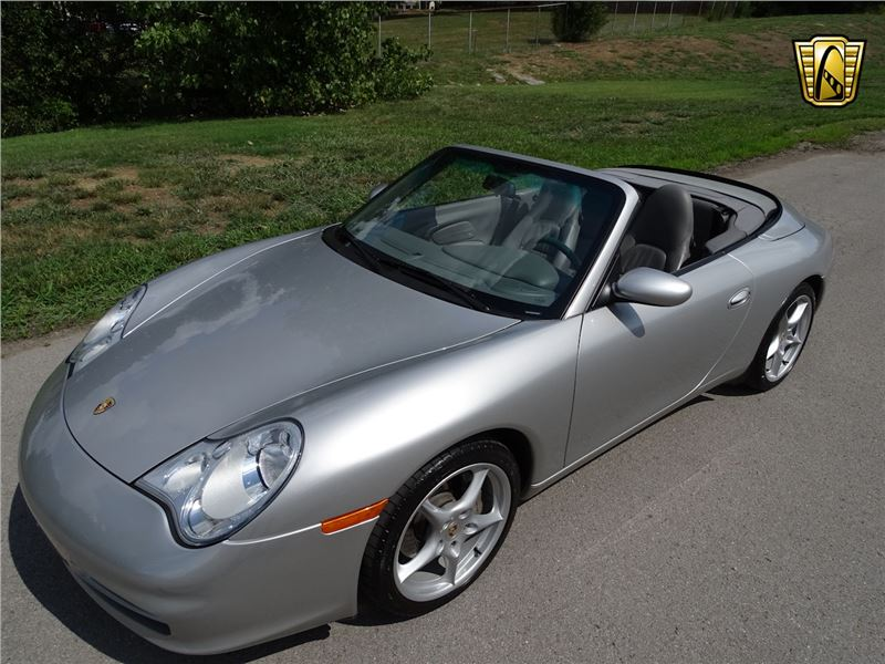 2004 Porsche 911 for sale in for sale on GoCars