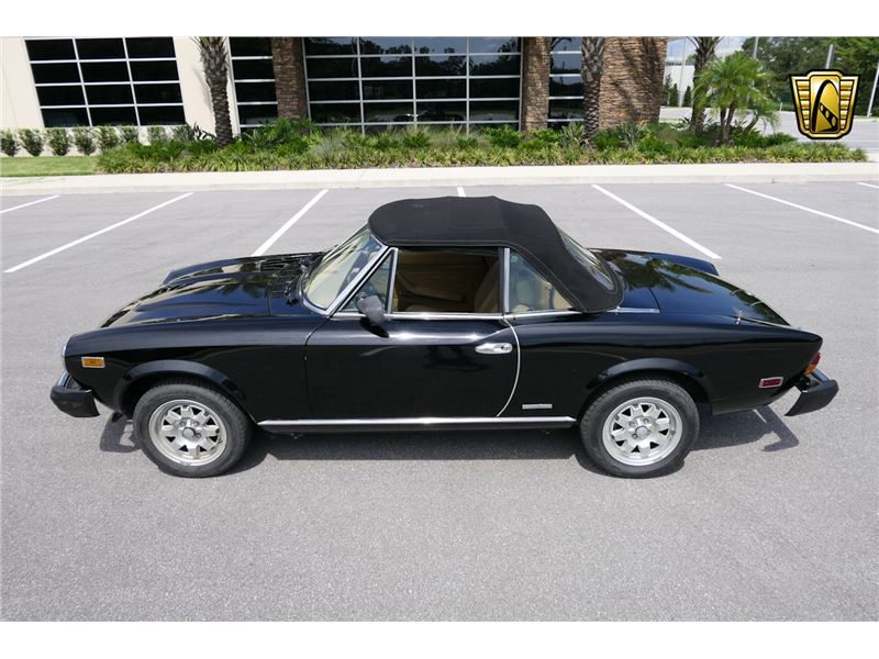 1985 Pininfarina Spider for sale in for sale on GoCars