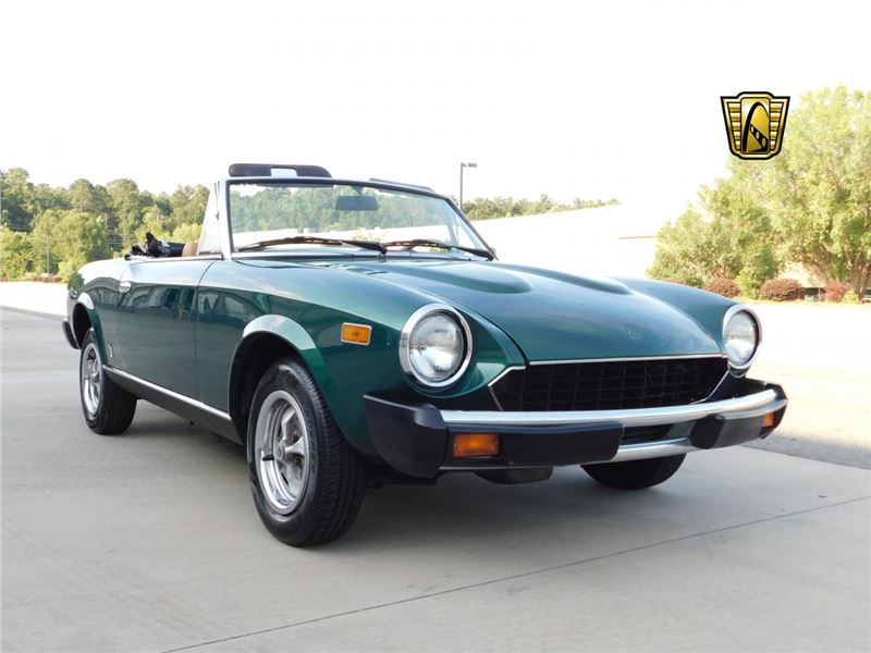 1979 Fiat Spider for sale in for sale on GoCars