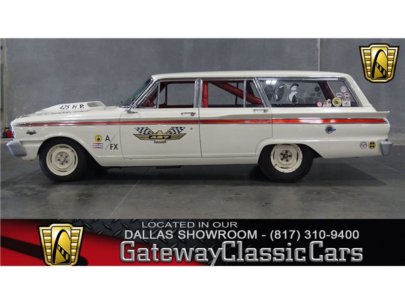 1963 Ford Fairlane for sale on GoCars