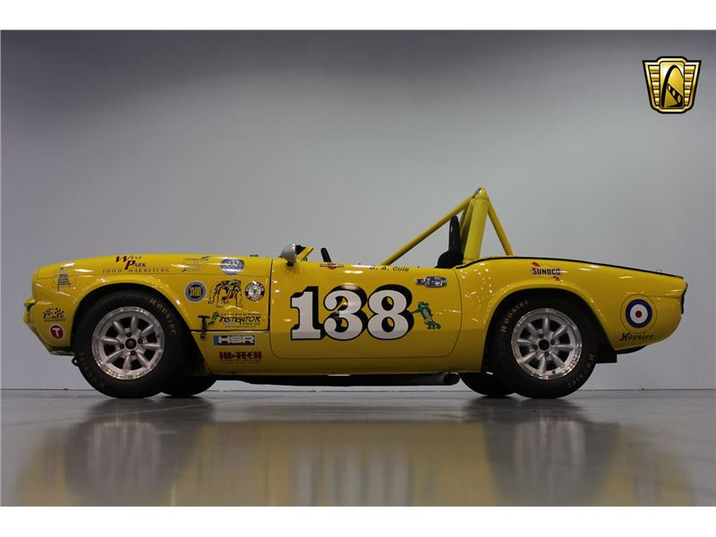 1971 Triumph Spitfire for sale in for sale on GoCars