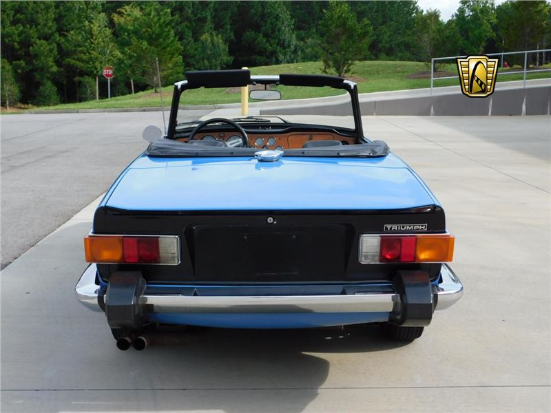 1974 Triumph TR6 for sale in for sale on GoCars