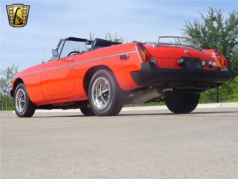 1980 MG B for sale in for sale on GoCars