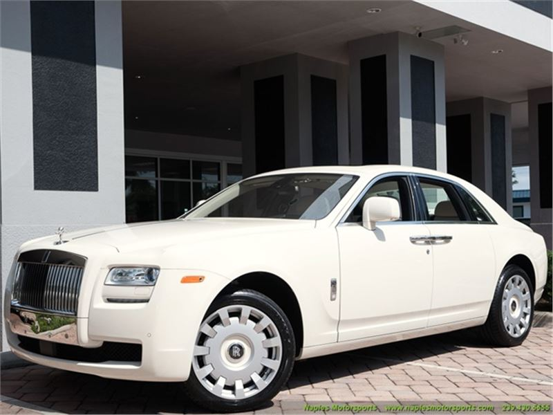 2010 Rolls-Royce Ghost for sale in for sale on GoCars