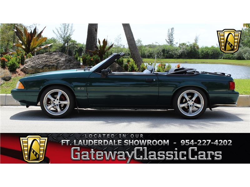 1992 Ford Mustang For Sale Gc 34910 Gocars