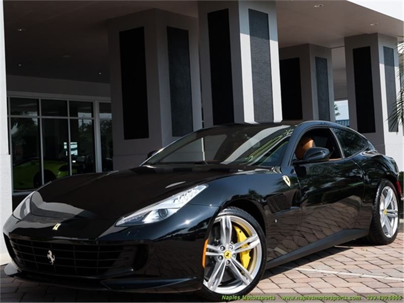 2018 Ferrari GTC4Lusso for sale in for sale on GoCars
