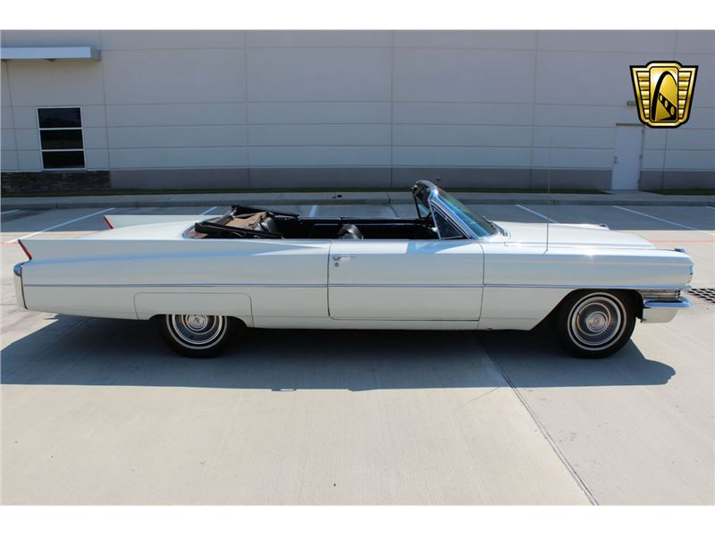 1963 Cadillac Series 62 for sale in for sale on GoCars