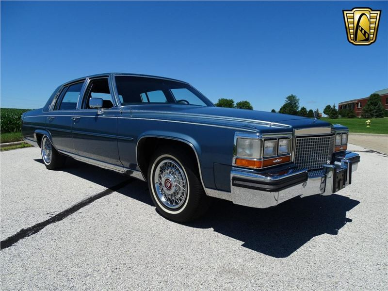 1987 Cadillac Brougham for sale on GoCars