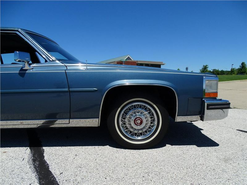 1987 Cadillac Brougham for sale in for sale on GoCars