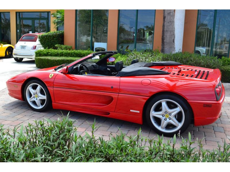 1999 Ferrari F355 for sale in for sale on GoCars