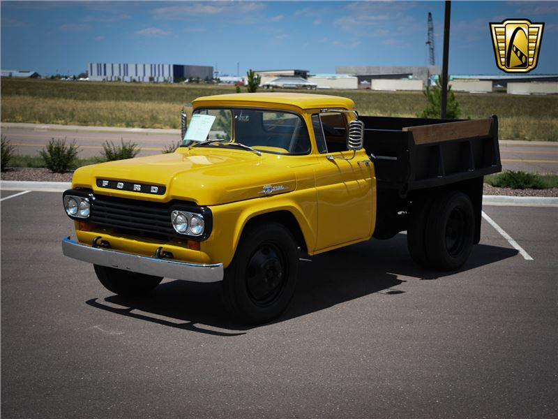 1959 Ford F500 for sale in for sale on GoCars