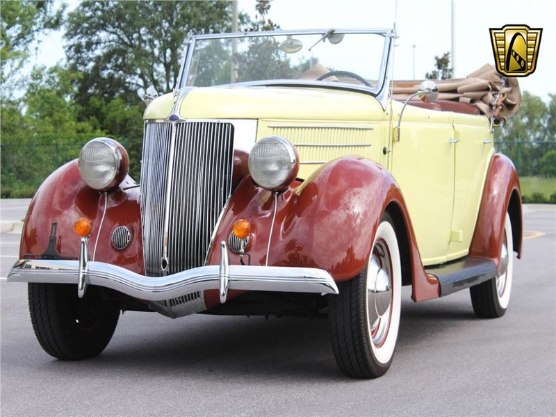 1936 Ford Phaeton for sale in for sale on GoCars