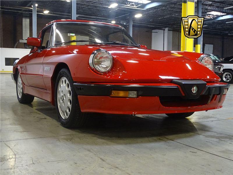 Alfa Romeo Spider For Sale GC GoCars - Alfa romeo spider for sale