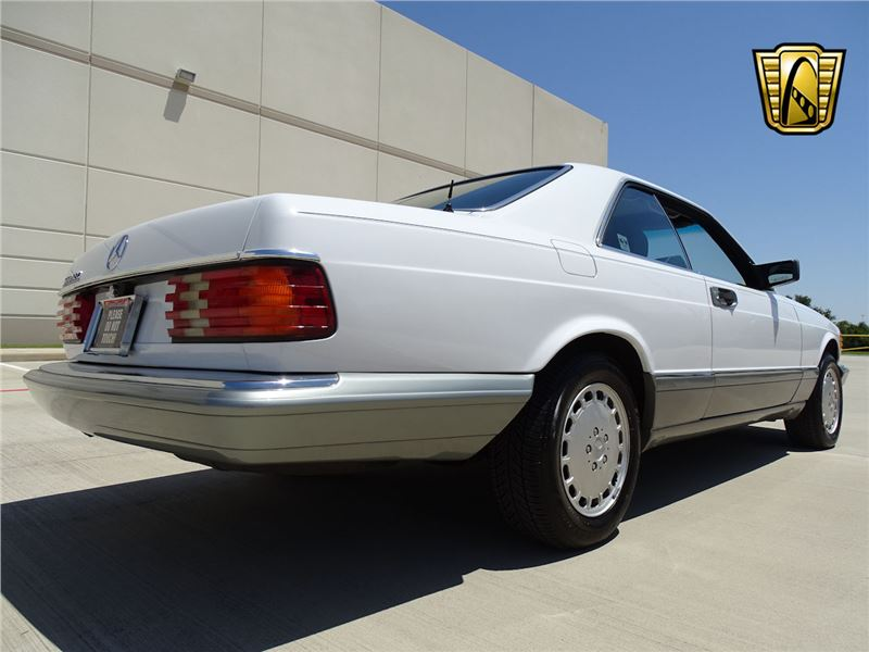 1987 Mercedes-Benz 560SEC for sale in for sale on GoCars