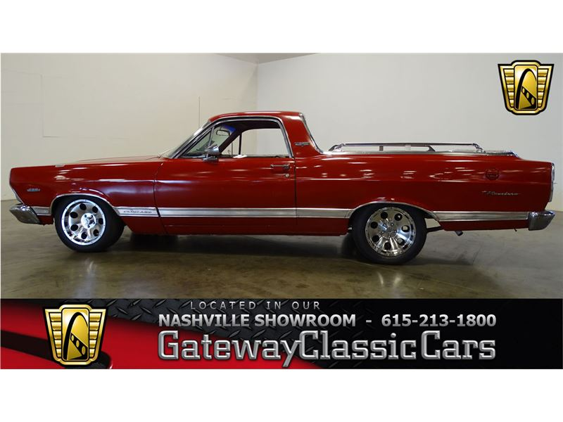 1967 Ford Ranchero for sale in for sale on GoCars