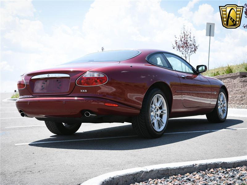 2001 Jaguar XK8 for sale in for sale on GoCars