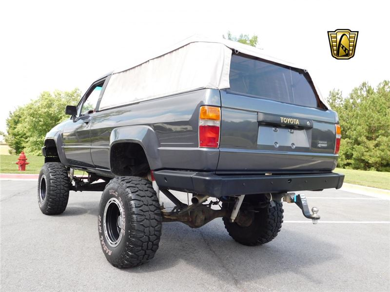 1987 Toyota 4Runner for sale in for sale on GoCars