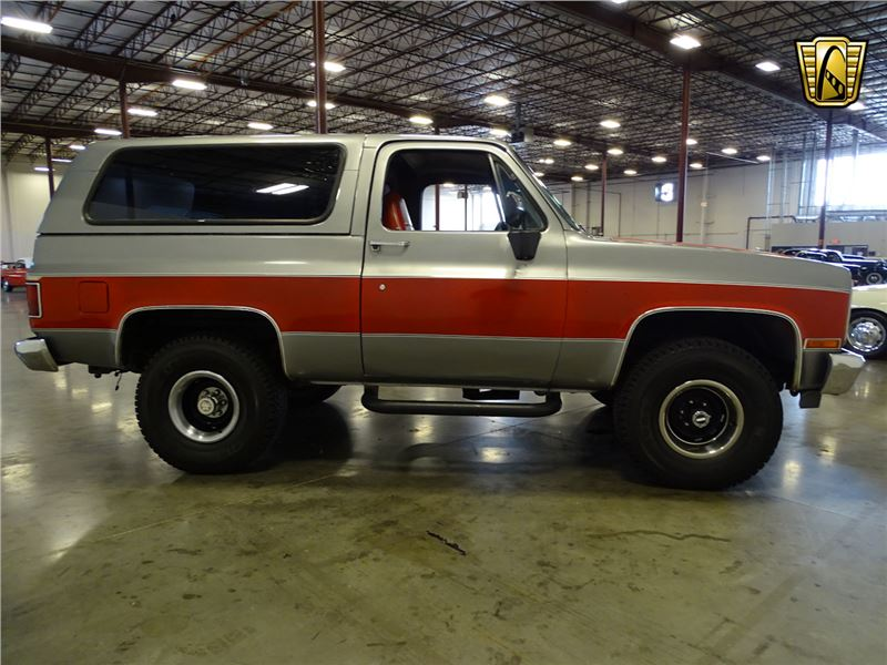 1986 Chevrolet Blazer for sale in for sale on GoCars