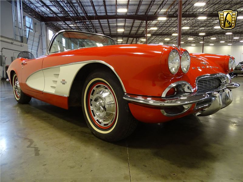 1961 Chevrolet Corvette for sale in for sale on GoCars