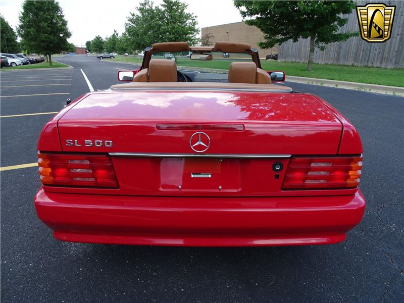 1992 Mercedes-Benz 500SL for sale in for sale on GoCars